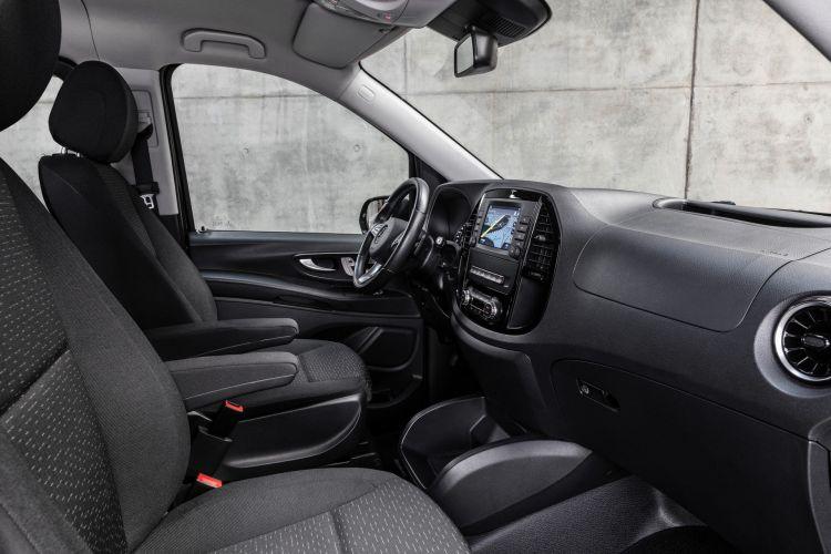 Mercedes Vito 2020 32