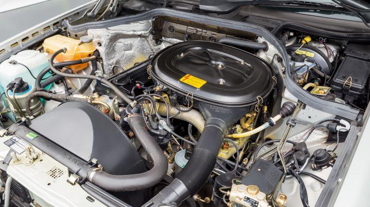 Mercedes W124 Venta 995 Km 17