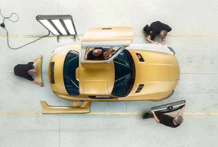 Año récord para Mercedes AMG: 32.200 AMG durante 2013