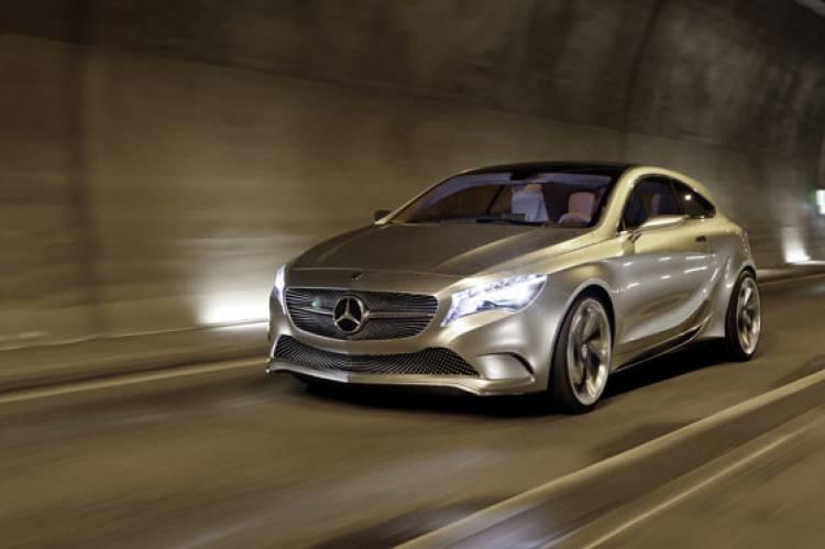 Mercedes-Benz Clase A Concept