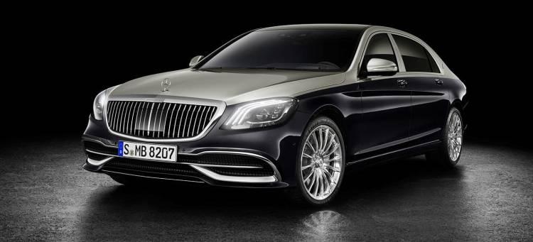 Neues bei der Mercedes-Maybach S-Klasse Noch edler, noch exklusiver – Die Mercedes-Maybach S-Klasse im neuen Look