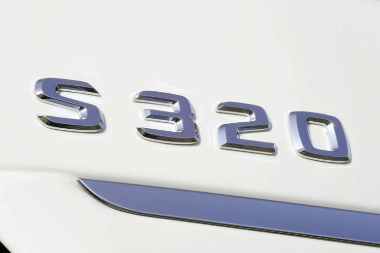 Mercedes S320 CDI BluEFFICIENCY