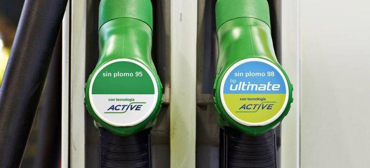 Mezclar Gasolina 95 98 Sutidor Manguera