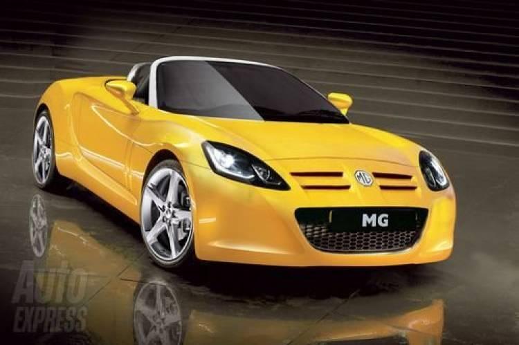 En desarrollo el sucesor del MG TF