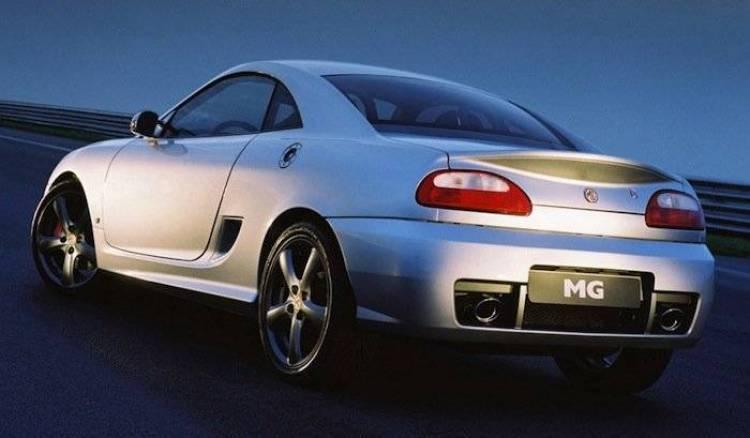 MG GT