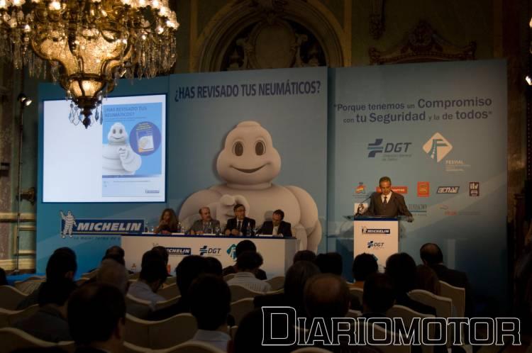 Rueda de Prensa de Michelin en Madrid