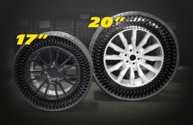 Michelin Uptis Neumatico 0921 013