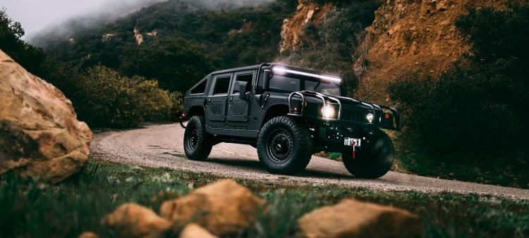 Mil Spec Hummer H1 006 P