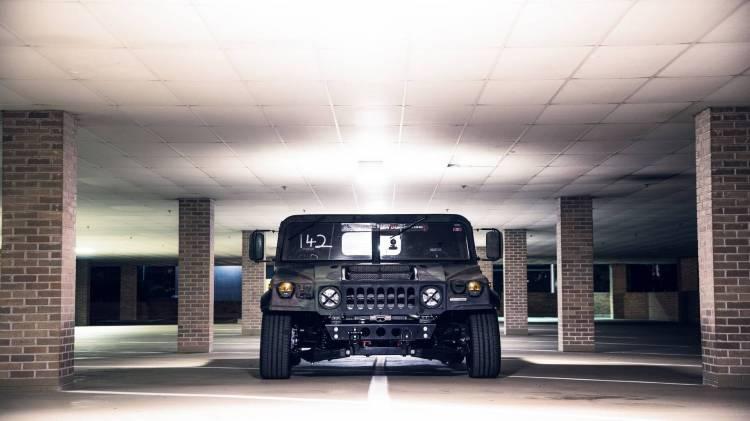 Mil Spec Hummer Track Titan 6