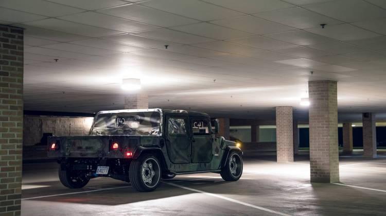 Mil Spec Hummer Track Titan 7