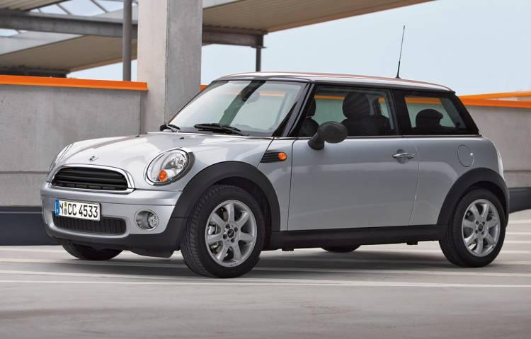 Mini One y Cooper 2008