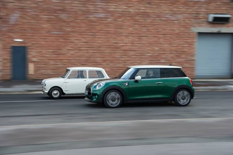 Mini Cooper 60 Years Edition 127