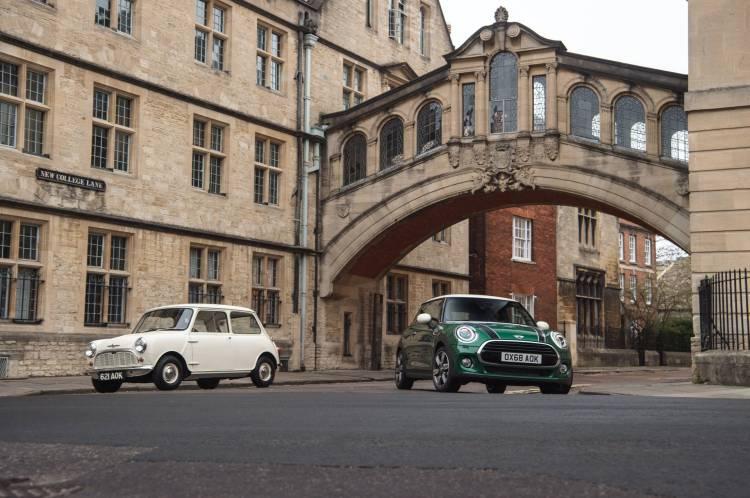 Mini Cooper 60 Years Edition 153