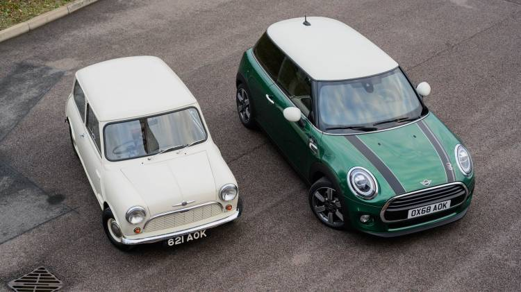 Mini Cooper 60 Years Edition 157