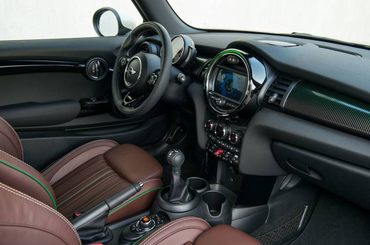 Mini Cooper 60 Years Edition Interior 5