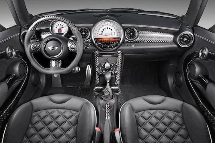 Mini Cooper S por Simachev y Topcar, Bully