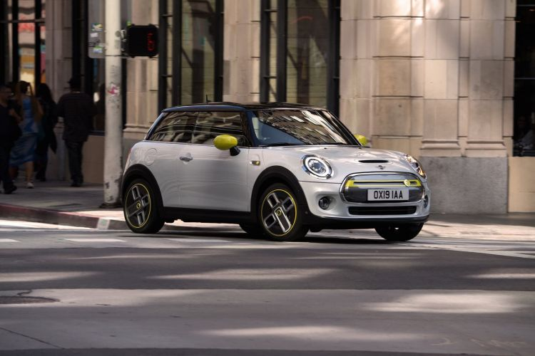 Mini Cooper Se Electrico 003