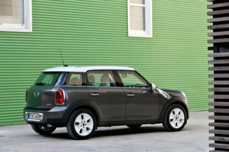¿Motores diésel de origen BMW para el Mini Countryman?