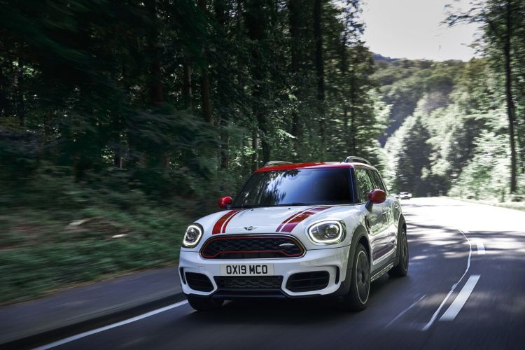 Mini Countryman Jcw 2019 2