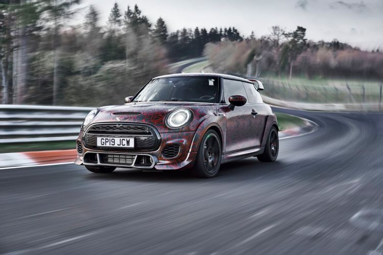 Mini Jcw 2020 Gp Adelanto 27