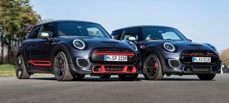 Mini Jcw Pack Gp P