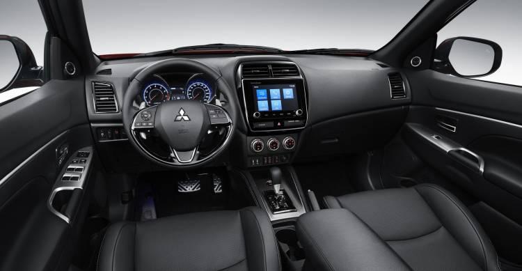 Mitsubishi Asx 2020 Interior