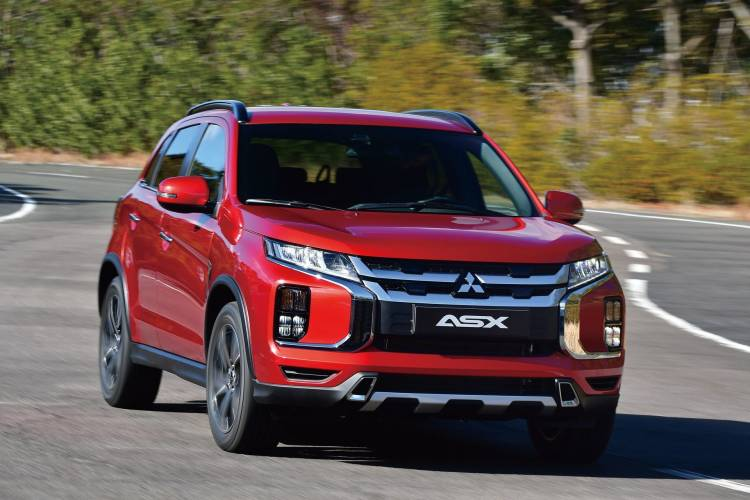 Mitsubishi Asx 2019 11