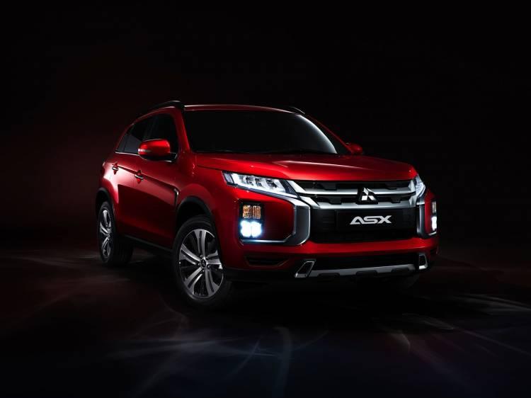 Mitsubishi Asx 2019 28