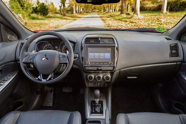 Mitsubishi Asx 2020 Fotos 9