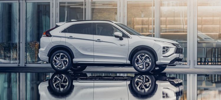 Mitsubishi Eclipse Cross Phev 2021 P