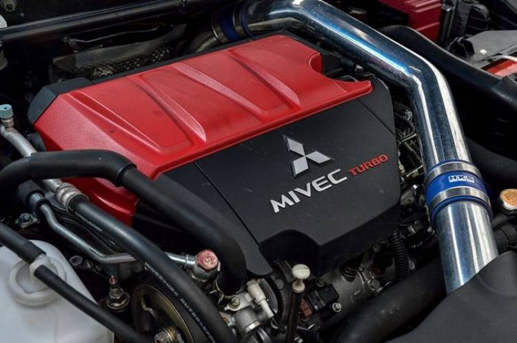 Mitsubishi Lancer Evolution X FQ