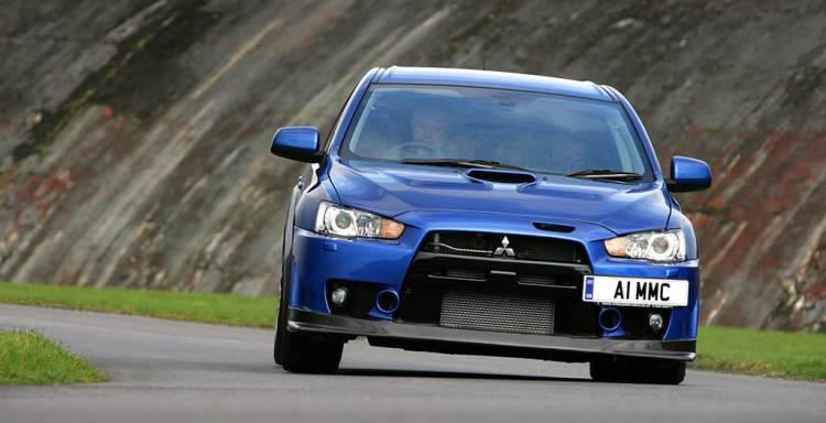 Mitsubishi Lancer EVO y Subaru WRX STi