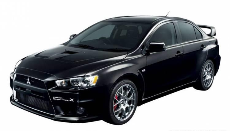Mitsubishi Lancer Evolution X GSR-Premium