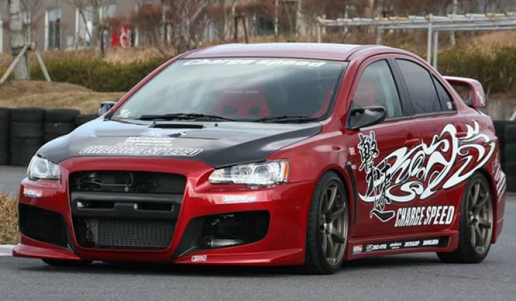 Mitsubishi Lancer Evolution X ChargeSpeed CZ4A