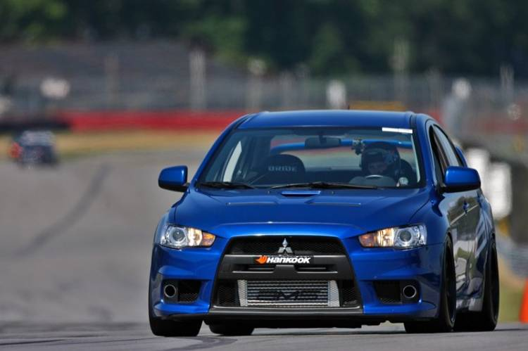 Mitsubishi Lancer Evolution X AMS Performance