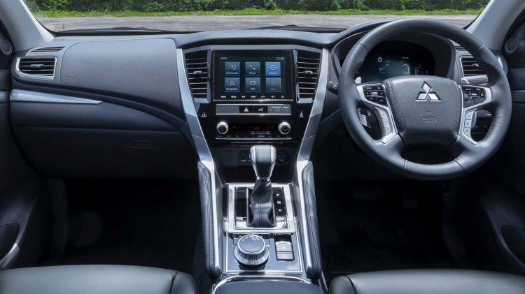 Mitsubishi Montero Sport 2020 0719 019