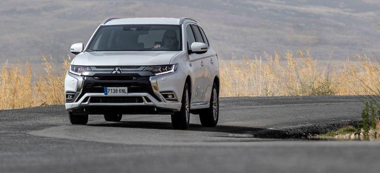 Mitsubishi Outlander Phev 2018 Oferta
