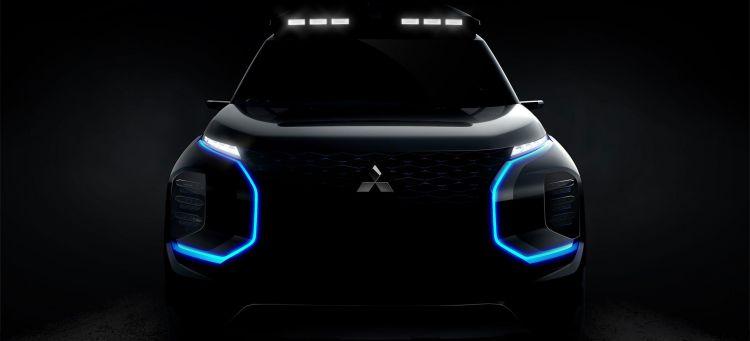 Mitsubishi Prototipo Adelanto