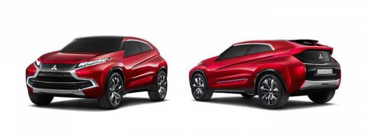 Prototipos Mitsubishi