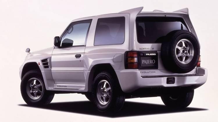 Mitsubishi Pajero Evolution 0318 003