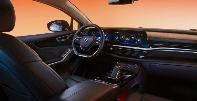 Mobilize Limo 2021 Renault 07 Interior