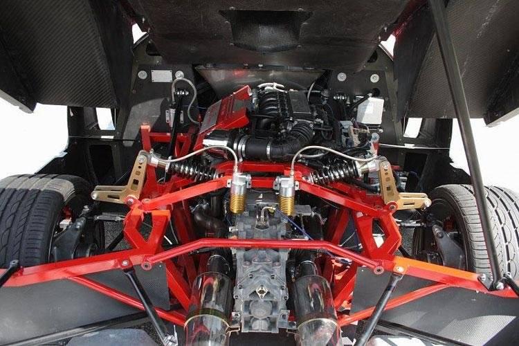 Monte Carlo Automobile Quadrifuel