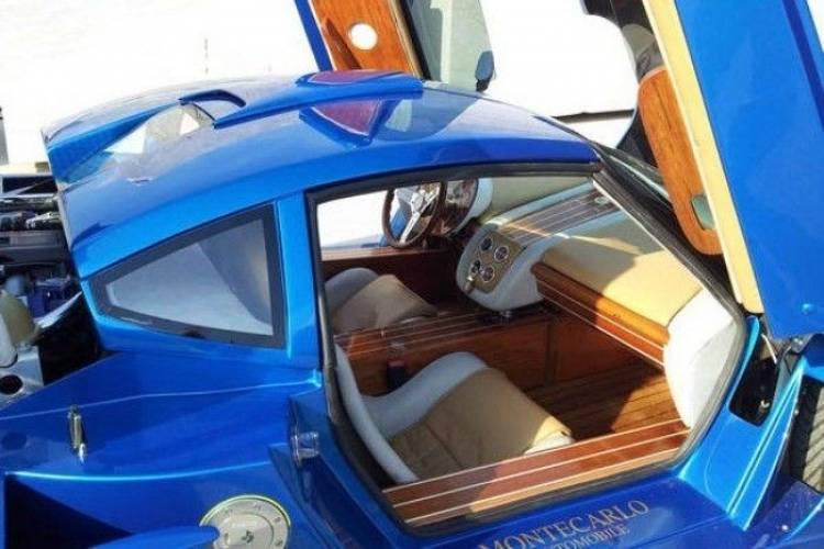 Montecarlo Automobile Rascasse