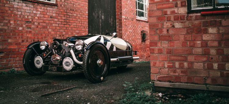 Morgan 3 Wheeler P101 P