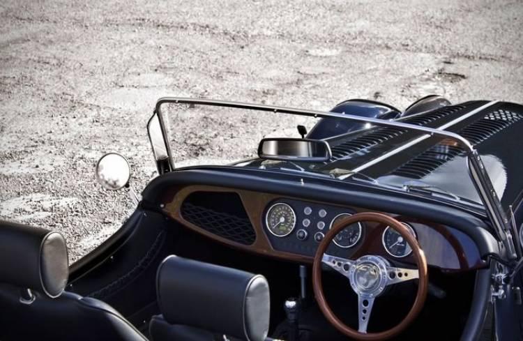 Morgan 4/4 75th Anniversary, el clásico incombustible sigue vivo