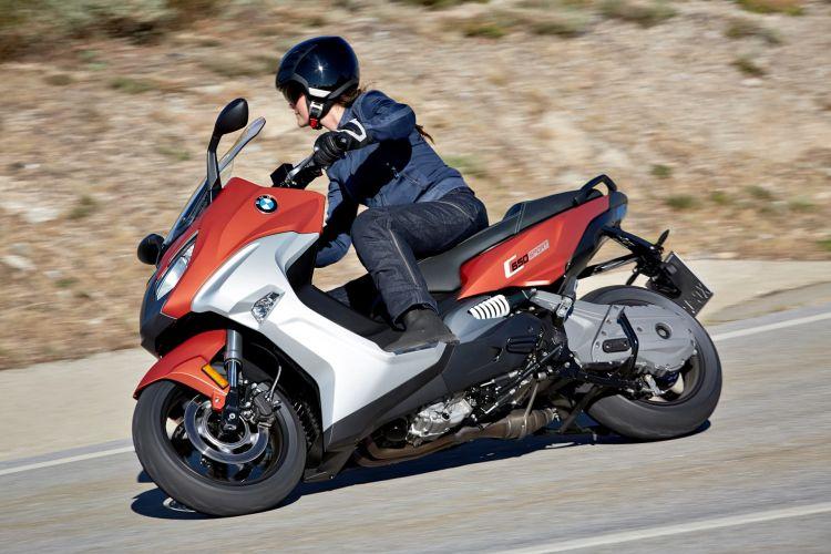 Moto Bmw C 650 Sport