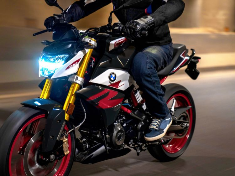 Moto Bmw G 310 R Accion3