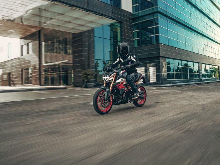 Moto Bmw G 310 R Ciudad