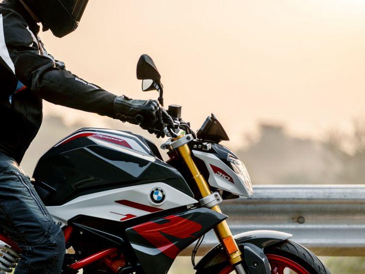 Moto Bmw G 310 R Perfil