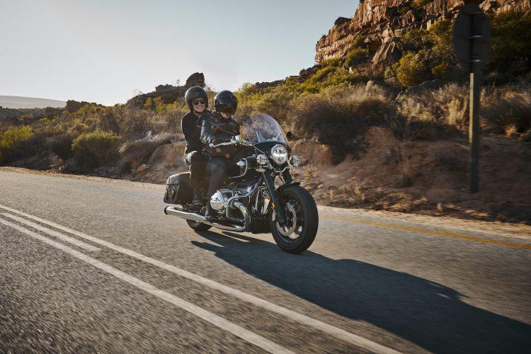 Moto Bmw R18 Classic Duo